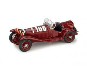 Brumm BM0078 ALFA ROMEO 2300 N.106 WINNER MM 1932 BORZACCHINI/BIGNAMI 1:43 Modellino