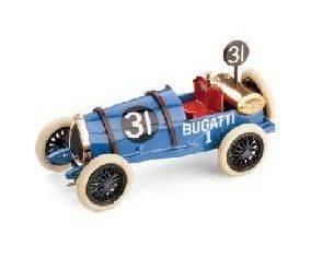 Brumm BM0082 BUGATTI  BRESCIA  N.31 1921 1:43 Modellino
