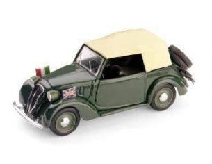 Brumm BM0086 FIAT 1100 (508 C) CORPO DIPLOMATICO 1937 1:43 Modellino