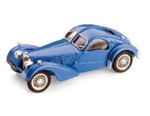 Brumm BM0087 BUGATTI ATLANTIC 1938 BLUE 1:43 Modellino
