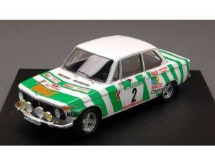 Trofeu 1714 BMW 2002 RALLY PORTUGAL '75 n.2 1/43 Modellino