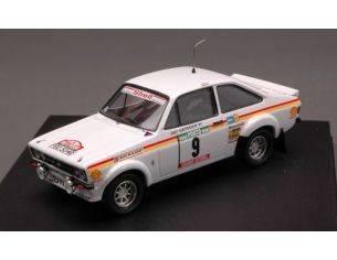 Trofeu TF1024 FORD ESCORT MK II N.9 PORT.'77 1:43 Modellino