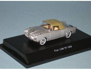 Starline STR52602 FIAT 1100 TV 1959 SILVER 1:43 Modellino