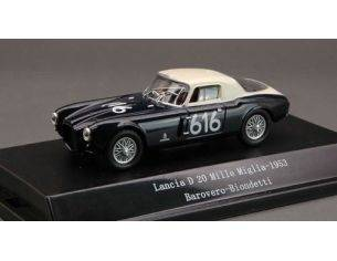 Starline STR51842 LANCIA D 20 N.616 8th MM 1953 BIONDETTI-BAROVERO 1:43 Modellino