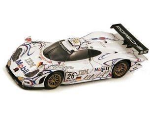 Spark Model S43LM98 PORSCHE 911 GT1 N.26 WINNER LM 1998 MCNISH-AIELLO-ORTELLI 1:43 Modellino