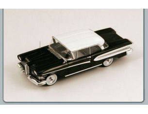 Spark Model S2960 EDSEL CITATION HARD TOP COUPE' TWO DOORS 1958 BLACK 1:43 Modellino