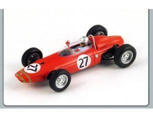 Spark Model S1737 BRM L.BIANCHI 1965 N.27 BELGIUM GP 1:43 Modellino