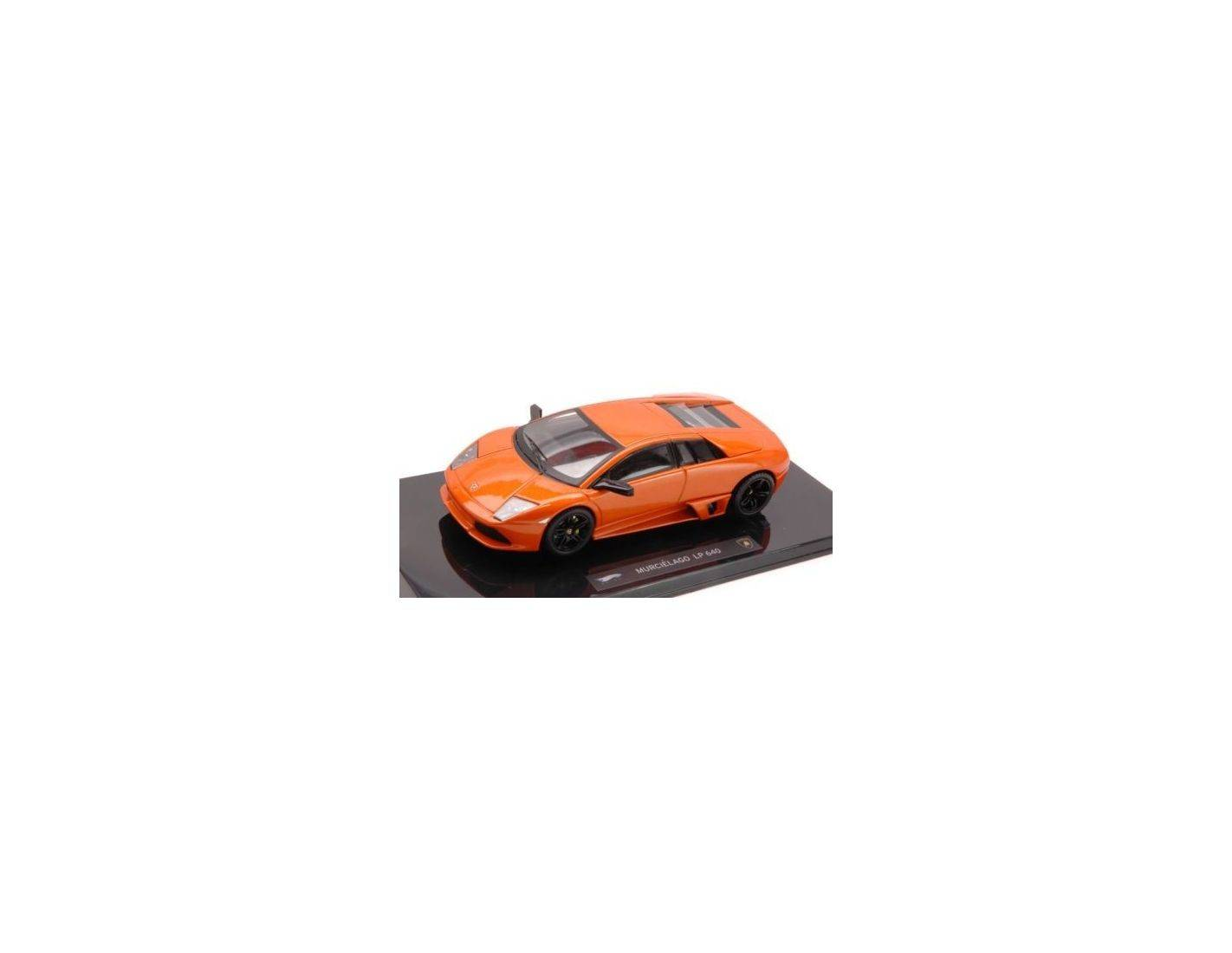 Hot Wheels HWP4884 LAMB.MURCIEL.LP 640 2006 ORANGE 1:43 Modellino
