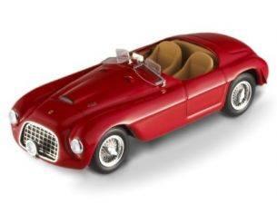 Hot Wheels HWP9938 FERRARI 166 MM 1948 RED 1:43 Modellino
