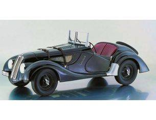 Premium Classixx PREM10102 BMW 328 ROADSTER 1936 BLACK 1:12 Modellino