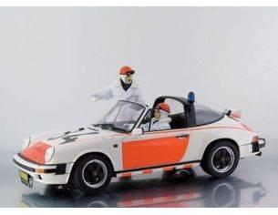 Premium Classixx PREM10202 PORSCHE 911 CARRERA 3.2 NL POLICE W/2 FIG.1:12 Modellino