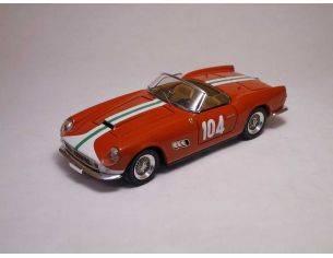 Art Model AM0112 FERRARI 250 SPIDER CALIF.N.104 3rd SALSOMAGG.-S.ANT.1959 RANDACCIO 1:43 Modellino