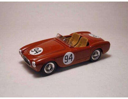 Art Model AM0114 FERRARI 225 S N.94 WINNER G.P.MONTE CARLO 1952 V.MARZOTTO 1:43 Modellino
