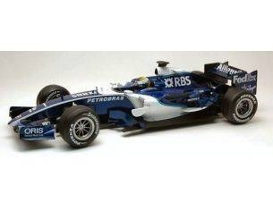 Hot Wheels J2979 WILLIAMS N.ROSBERG 2006 1:18 Modellino