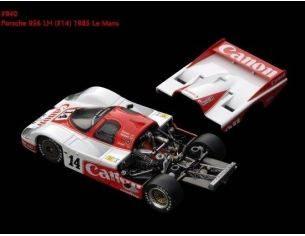 Hpi Racing HPI0940 PORSCHE 956 LH N.14 LM 1985 1:43 Modellino