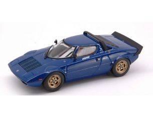 Hpi Racing HPI0979 LANCIA STRATOS HF 1974 BLUE 1:43 Modellino