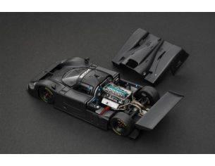 Hpi Racing HPI0996 JAGUAR XJR 9 PLAIN COLOR BLACK 1:43 Modellino