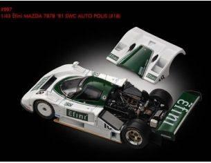 Hpi Racing HPI0997 MAZDA 787 B N.18 AUTOPOLIS'91 1:43 Modellino