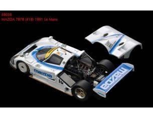 Hpi Racing HPI8038 MAZDA 787 B N.18 LM 1991 1:43 Modellino