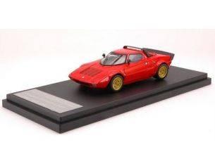 Hpi Racing HPI8131 LANCIA STRATOS HF GR.4 RED 1:43 Modellino