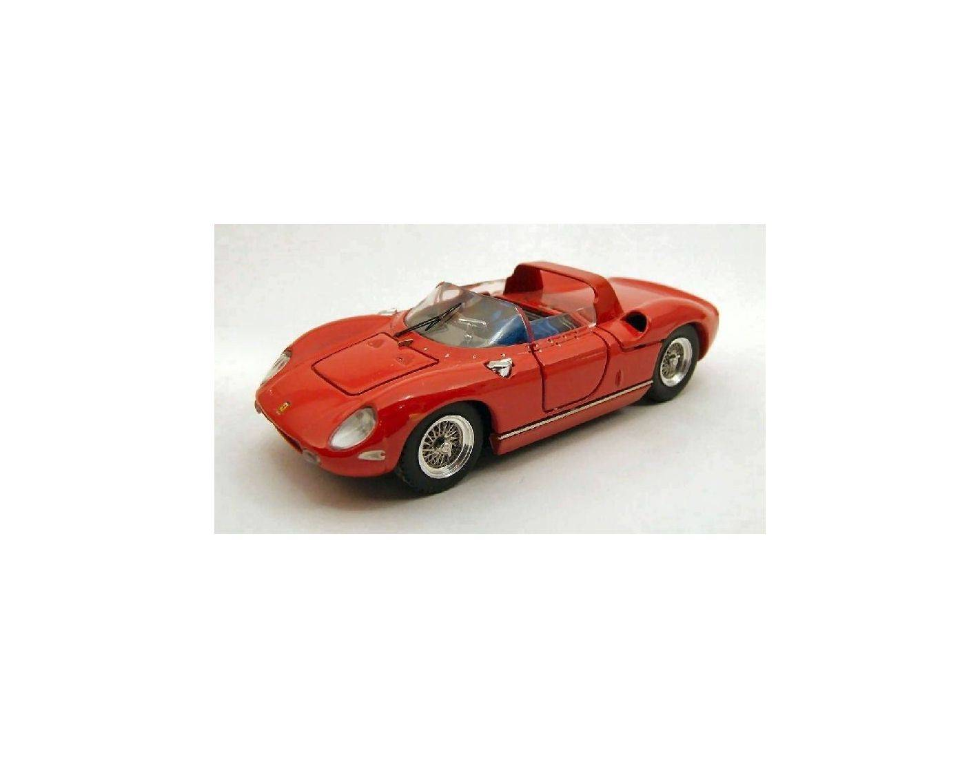 Art Model AM0118 FERRARI 250 P 1963 STREET RED 1:43 Modellino
