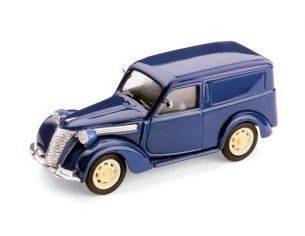 Brumm BM0177-01 FIAT 1100 E FURGONE 1947-48  BLU 1:43 Modellino