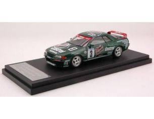 Hpi Racing HPI8139 NISSAN GTR N.3 N 1 1992 1:43 Modellino