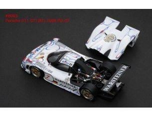 Hpi Racing HPI8093 PORSCHE 911 GT 1 N.7 LM'98 1:43 Modellino