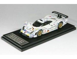 Hpi Racing HPI8095 PORSCHE 911 GT 1 N.8 LM'98 1:43 Modellino