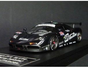 Hpi Racing HPI8257 MC LAREN F1 GTR N.59 WINNER LM 1995 LETHO/DALMAS/SEKIYA 1:43 Modellino