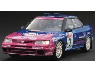 Hpi Racing HPI8271 SUBARU LEGACY RS N.3 SANREMO 1993 1:43 Modellino