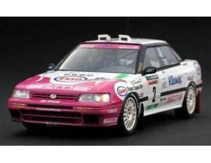 Hpi Racing HPI8272 SUBARU LEGACY RS N.2 LANA RALLY 1993 1:43 Modellino