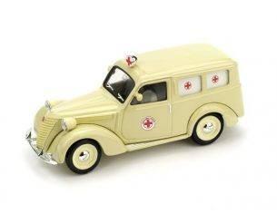 Brumm BM0179 FIAT 1100 E CROCE ROSSA 1947 1:43 Modellino