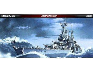 Accademy ACD14107 USS INDIANAPOLIS KIT 1:350 Modellino
