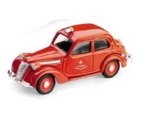 Brumm BM0181 FIAT 1100 E VIGILI DEL FUOCO 1947 1:43 Modellino