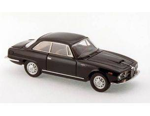 Bang BG7258 ALFA ROMEO 2600 SPRINT STREET 1962 BLACK 1:43 Modellino