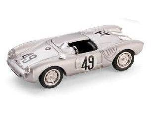 Brumm BM0194 PORSCHE 550 RS N.49 LM 1955 WINNER CLASS DUNTOV-VEUILLET 1:43 Modellino
