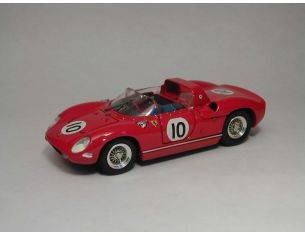 Art Model AM0122 FERRARI 250 P N.10 DNF GP REIMS 1963 M.PARKES 1:43 Modellino