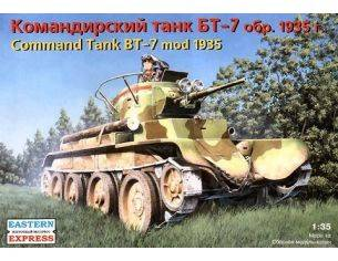 Eastern Express EE35110 BT 7 COMMAND V TANK KIT 1:35 Modellino