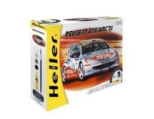 Heller HL50923 HONDA RC ROSSI '02 KIT 1:24 Modellino