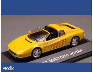Herpa HP10313 FERRARI TESTAROSSA TS 1984 YELLOW 1:43 Modellino