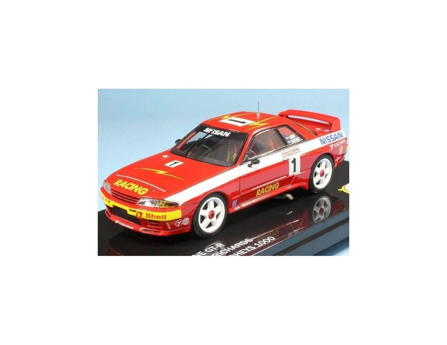 Auto 1 43 ixo model ar0101 nissan skyline gtr r32 1992 1 for Nissan offerte speciali