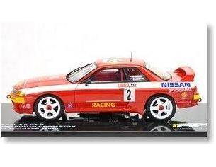 Ixo model AR0102 BUSSAB SKYLINE GTR R32 1992 1/43 Modellino