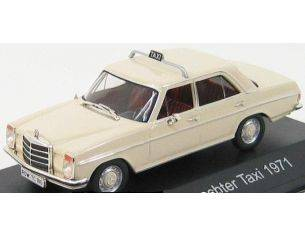 Ixo model CCC011 MB STRICHACHTER TAXI 1971 1/43 Modellino