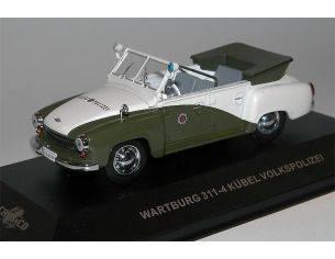 Ixo model CCC055 WARTBURG 311-4 KUBEL VP 1/43 Modellino