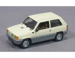 Ixo model CLC068 FIAT PANDA 34 BEIGE '80 1/43 Modellino