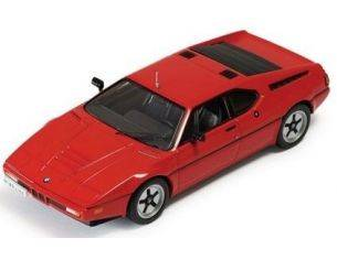 Ixo model CLC134 BMW M1 RED 1978 1/43 Modellino