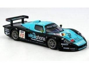 Ixo model GTM041 MASERATI MC12 FIA GT MONZA '05 1/43 Modellino