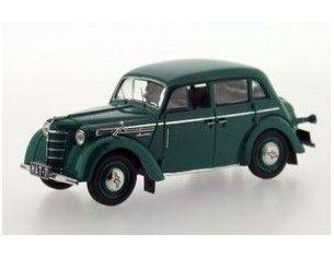 Ixo model IST180 MOSKWITCH 401 1955 GREEN 1/43 Modellino