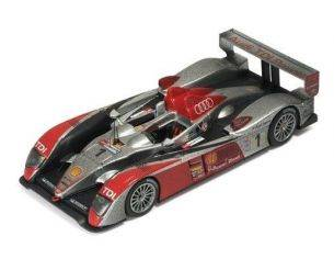 Ixo model LM2007B AUDI R10 DIRTY n.1 LM WINNER '07 1/43 Modellino
